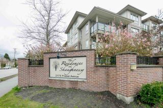 """Photo 2: 305 2175 FRASER Avenue in Port Coquitlam: Glenwood PQ Condo for sale in """"The RESIDENCES on SHAUGHNESSY"""" : MLS®# R2254779"""