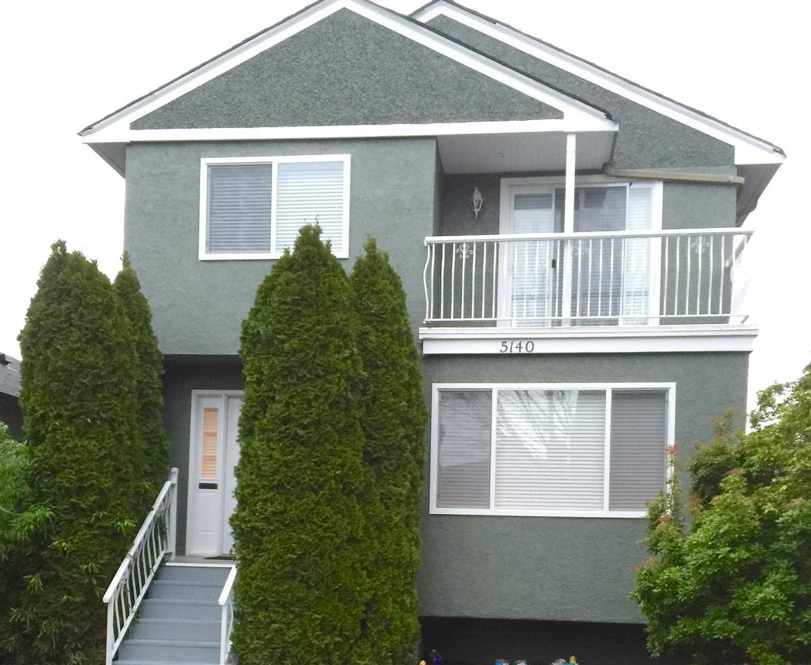 "Main Photo: 5140 WINDSOR Street in Vancouver: Fraser VE House for sale in ""Fraser VE"" (Vancouver East)  : MLS®# R2019426"