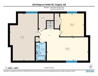 Photo 49: 228 Walgrove Heath SE in Calgary: Walden Detached for sale : MLS®# A1149331