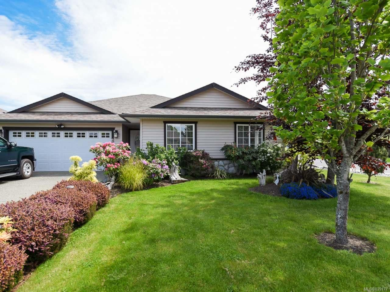 Main Photo: 678 Lancaster Way in COMOX: CV Comox (Town of) House for sale (Comox Valley)  : MLS®# 839177