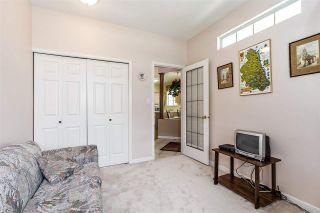 "Photo 13: 12 16325 82 Avenue in Surrey: Fleetwood Tynehead Townhouse for sale in ""Hampton Woods"" : MLS®# R2499161"
