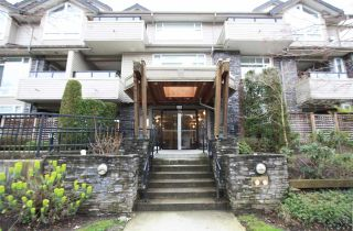 Photo 1: 105 3150 VINCENT STREET in Port Coquitlam: Glenwood PQ Condo for sale : MLS®# R2154370