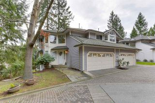 "Photo 1: 38 101 PARKSIDE Drive in Port Moody: Heritage Mountain Townhouse for sale in ""TREETOPS"" : MLS®# R2531094"