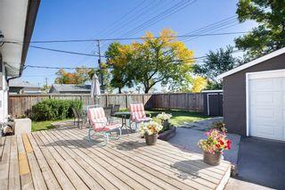 Photo 29: 161 Crestwood Crescent in Winnipeg: Windsor Park Residential for sale (2G)  : MLS®# 202023611