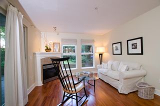 Photo 3: 104 1868 WEST 5TH AVENUE in GREENWICH: Home for sale