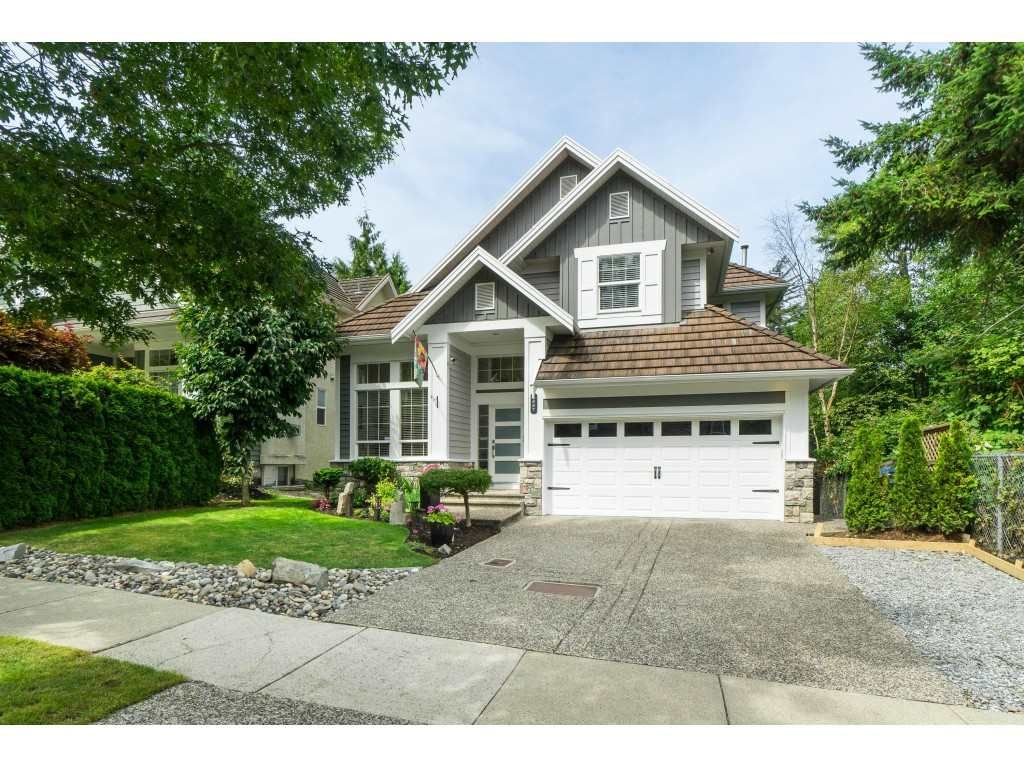 """Main Photo: 3657 154 Street in Surrey: Morgan Creek House for sale in """"Rosemary Heights"""" (South Surrey White Rock)  : MLS®# R2529651"""