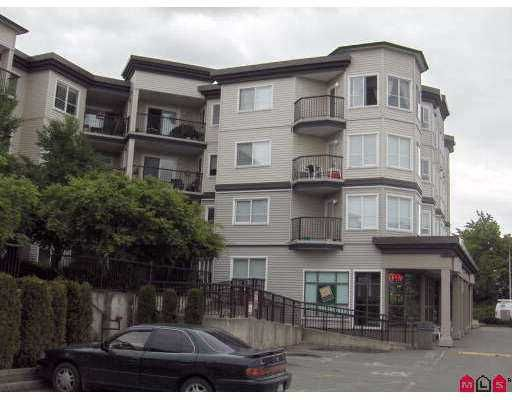 """Main Photo: 417 5765 GLOVER Road in Langley: Langley City Condo for sale in """"College Court"""" : MLS®# F2714685"""