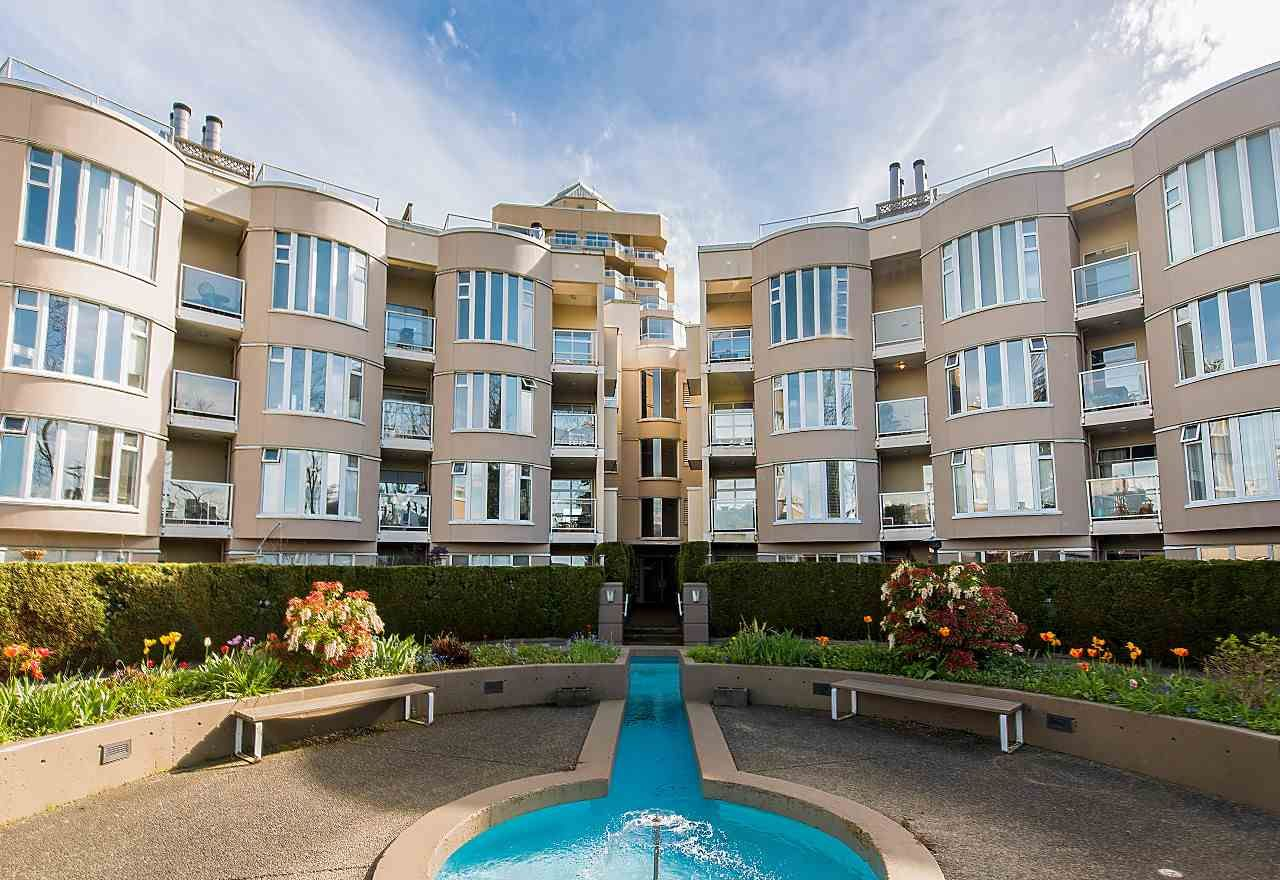"""Main Photo: 219 1236 W 8TH Avenue in Vancouver: Fairview VW Condo for sale in """"GALLERIA II"""" (Vancouver West)  : MLS®# R2186424"""