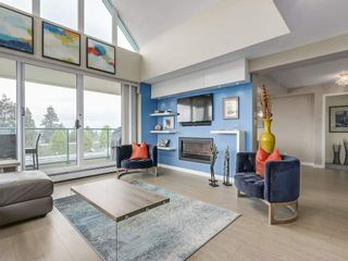 Photo 4: 606 15466 NORTH BLUFF ROAD in South Surrey White Rock: White Rock Home for sale ()  : MLS®# R2301234
