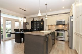 """Photo 5: 24 12161 237 Street in Maple Ridge: East Central Townhouse for sale in """"VILLAGE GREEN"""" : MLS®# R2235626"""