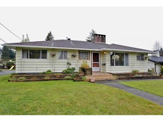 Photo 1: 760 SHAW AV in Coquitlam: Coquitlam West House for sale : MLS®# V1034767
