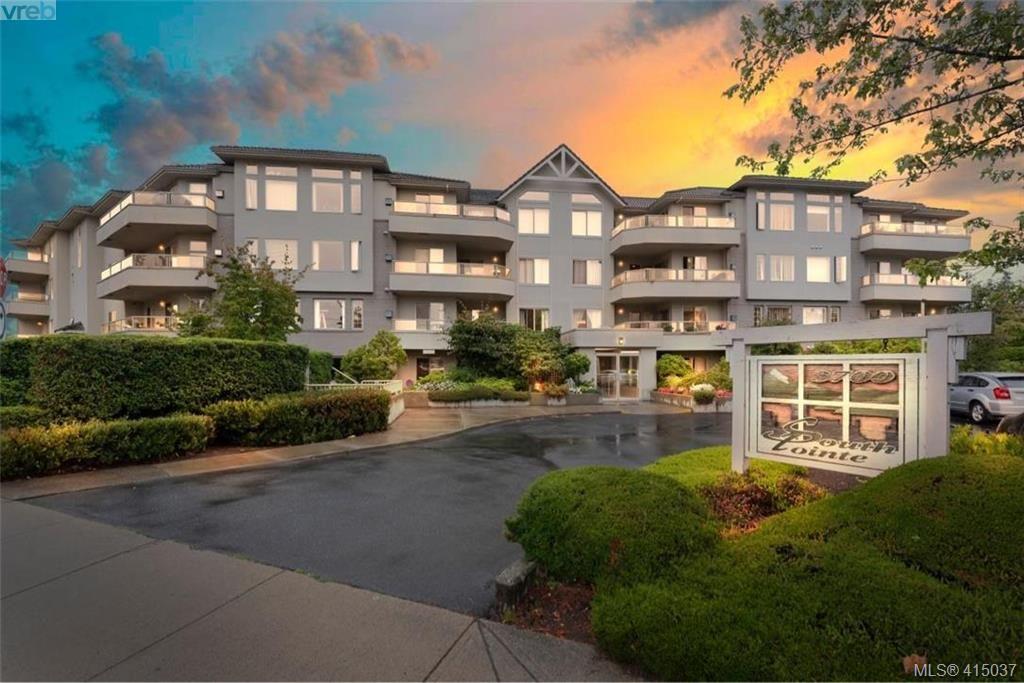 Main Photo: 207 3700 Carey Rd in VICTORIA: SW Gateway Condo for sale (Saanich West)  : MLS®# 823245
