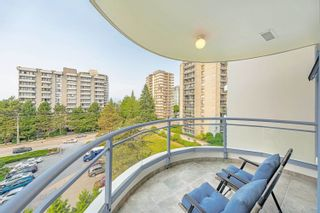 """Photo 30: 706 739 PRINCESS Street in New Westminster: Uptown NW Condo for sale in """"BERKLEY PLACE"""" : MLS®# R2609969"""