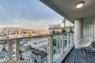 """Photo 35: 1601 2411 HEATHER Street in Vancouver: Fairview VW Condo for sale in """"700 WEST 8TH"""" (Vancouver West)  : MLS®# R2566720"""