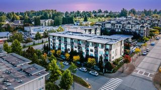 """Photo 3: 215 13468 KING GEORGE Boulevard in Surrey: Whalley Condo for sale in """"Brookland"""" (North Surrey)  : MLS®# R2624857"""