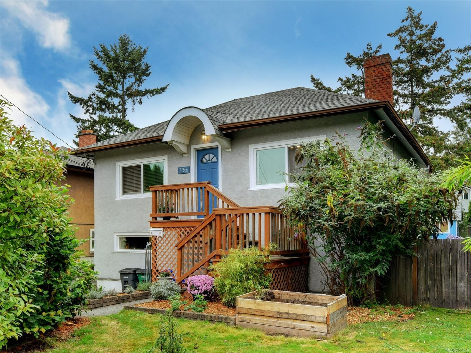 Main Photo: 3661 Savannah Ave in : SE Swan Lake House for sale (Saanich East)  : MLS®# 856260