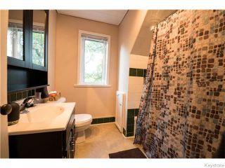 Photo 17: 355 Kingston Crescent in WINNIPEG: St Vital Residential for sale (South East Winnipeg)  : MLS®# 1529847