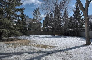 Photo 19: 113 Shorecrest Drive in Winnipeg: Linden Woods Residential for sale (1M)  : MLS®# 1807547