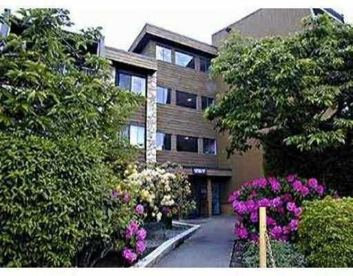 """Main Photo: 221 9101 HORNE ST in Burnaby: Government Road Condo for sale in """"WOODSTONE PLACE"""" (Burnaby North)  : MLS®# V565906"""
