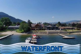 Main Photo: 351 Lakeshore Drive in Chase: Little Shuswap Lake House for sale : MLS®# 163331