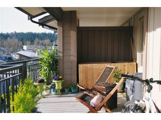 "Photo 8: 412 700 KLAHANIE Drive in Port Moody: Port Moody Centre Condo for sale in ""BOARDWALK AT KLAHANIE"" : MLS®# V935003"