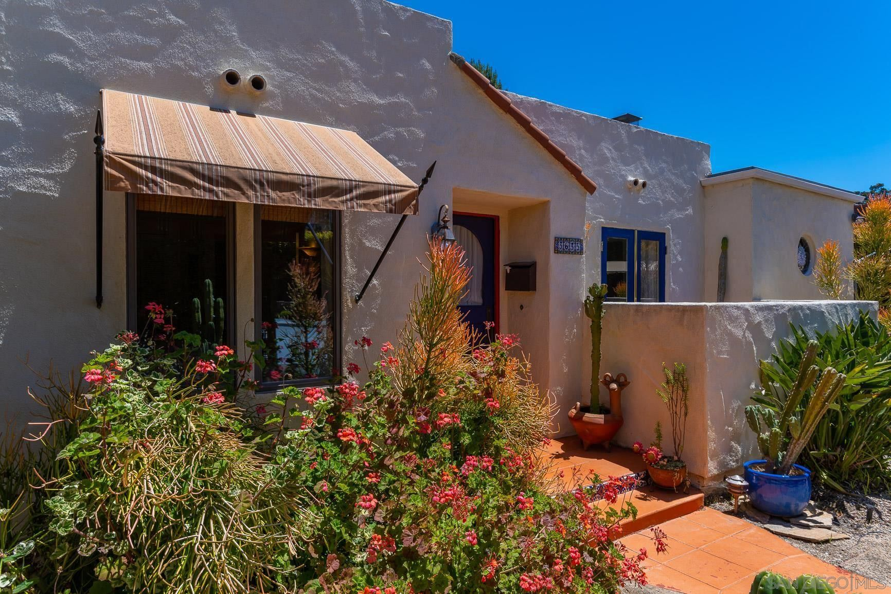 Main Photo: SAN DIEGO House for sale : 2 bedrooms : 3635 Kite Street