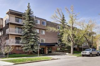 Photo 1: 107 835 19 Avenue SW in Calgary: Lower Mount Royal Condo for sale : MLS®# C4117697