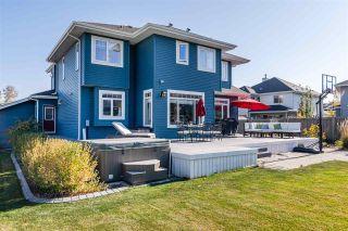 Photo 42: 5016 213 Street in Edmonton: Zone 58 House for sale : MLS®# E4217074