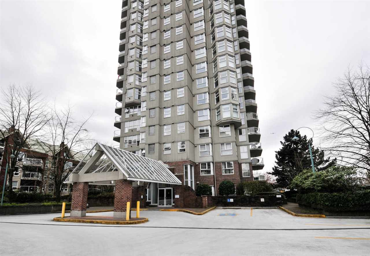 Main Photo: 1505 1250 QUAYSIDE DRIVE in New Westminster: Quay Condo for sale : MLS®# R2252472