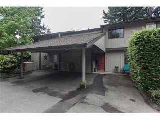 "Main Photo: 74 6622 BAKER Road in Delta: Sunshine Hills Woods Townhouse for sale in ""Sunridge Estates"" (N. Delta)  : MLS®# F1446884"