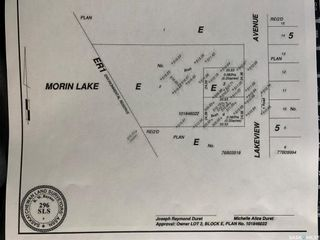 Photo 2: LOT AT MORIN LAKE in Canwood: Lot/Land for sale (Canwood Rm No. 494)  : MLS®# SK846709