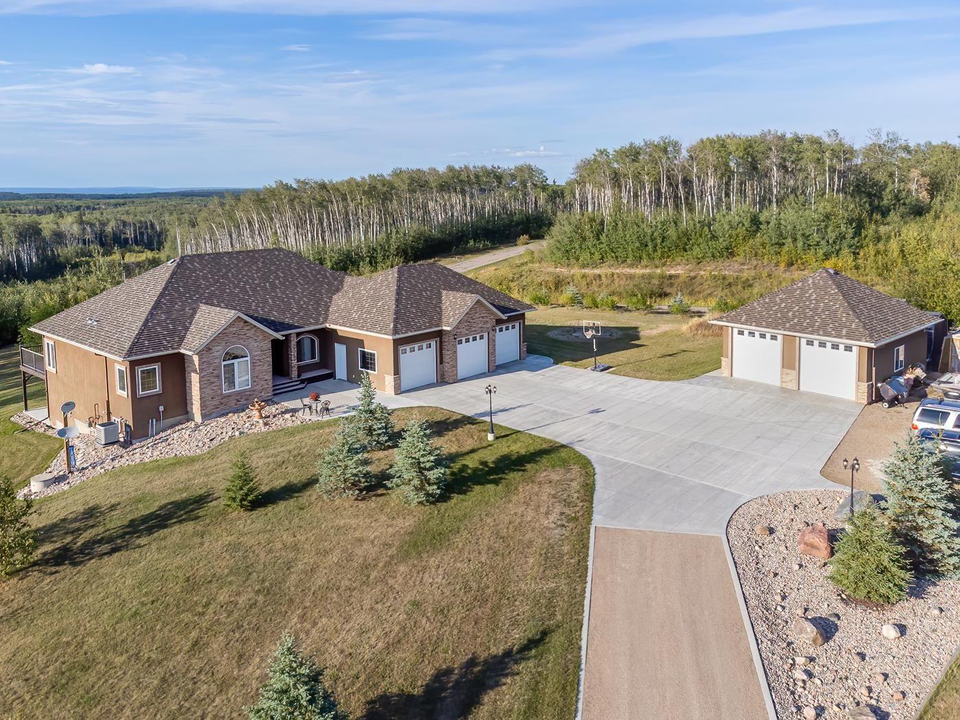 Main Photo: 101 41124 Twp Rd 630: Rural Bonnyville M.D. House for sale : MLS®# E4261309