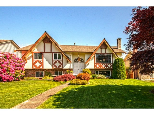 Main Photo: 1123 MILFORD AV in Coquitlam: Central Coquitlam House for sale : MLS®# V1124385