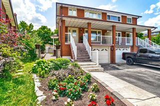 Photo 2: 1036 Stainton Drive in Mississauga: Erindale House (2-Storey) for sale : MLS®# W5316600