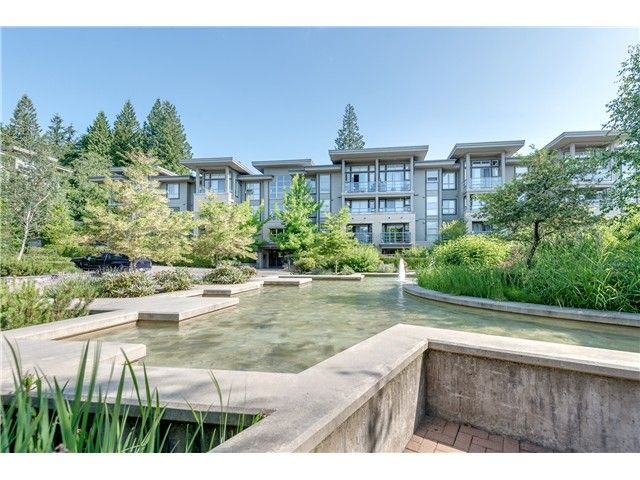 "Photo 1: Photos: 501 9319 UNIVERSITY Crescent in Burnaby: Simon Fraser Univer. Condo for sale in ""HARMONY AT THE HIGHLANDS"" (Burnaby North)  : MLS®# V1130365"