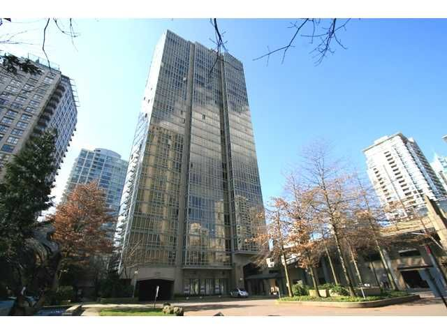 "Main Photo: 1007 950 CAMBIE Street in Vancouver: Downtown VW Condo for sale in ""PACIFIC PLACE - LANDMARK"" (Vancouver West)  : MLS®# V874261"