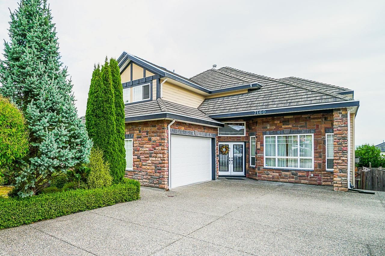 """Main Photo: 7160 150TH Street in Surrey: East Newton House for sale in """"SULLIVAN MEADOWS"""" : MLS®# R2612211"""