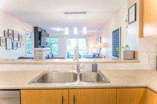 """Photo 6: 208 500 KLAHANIE Drive in Port Moody: Port Moody Centre Condo for sale in """"THE TIDES"""" : MLS®# R2589144"""