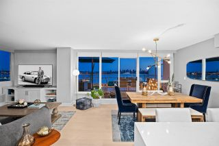 "Photo 2: 901 133 E ESPLANADE Avenue in North Vancouver: Lower Lonsdale Condo for sale in ""Pinnacle Residences at the Pier"" : MLS®# R2575541"