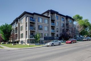 Main Photo: 202 1805 26 Avenue SW in Calgary: South Calgary Apartment for sale : MLS®# A1103793