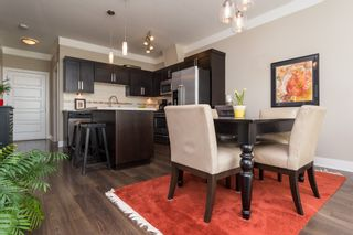 """Photo 7: 407 20630 DOUGLAS Crescent in Langley: Langley City Condo for sale in """"BLU"""" : MLS®# R2049078"""