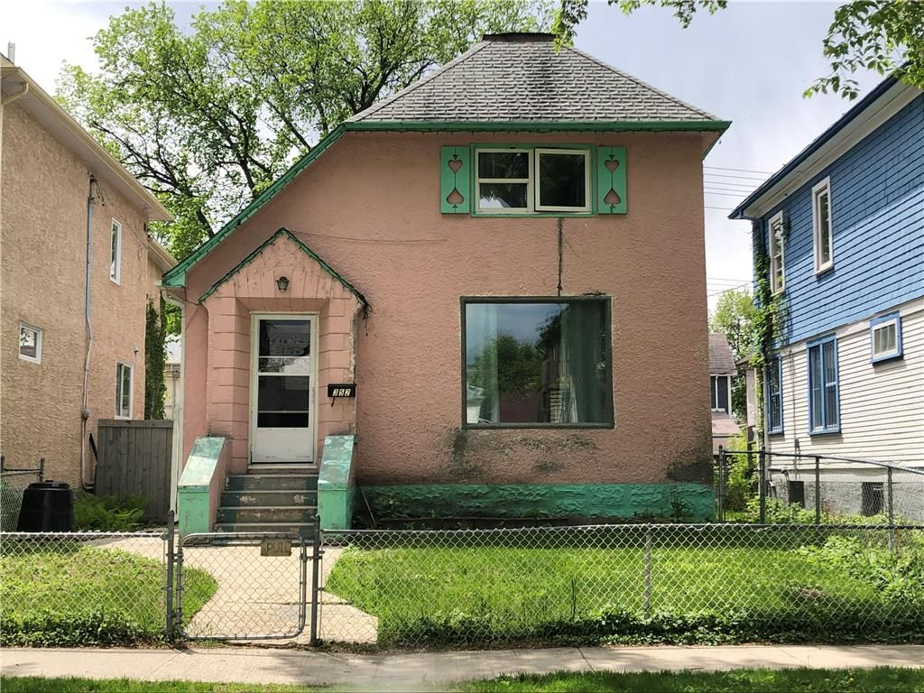 Main Photo: 352 College Avenue in Winnipeg: North End Residential for sale (4A)  : MLS®# 202113406