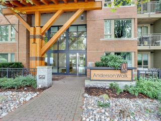 """Main Photo: 427 119 W 22ND Street in North Vancouver: Central Lonsdale Condo for sale in """"Anderson Walk"""" : MLS®# R2620168"""
