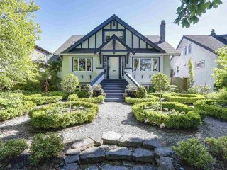Photo 1: 3960 W 13TH Avenue in Vancouver: Point Grey House for sale (Vancouver West)  : MLS®# R2211924