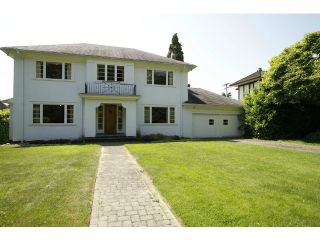 Photo 1: 1438 W 37TH Avenue in Vancouver: Shaughnessy House  (Vancouver West)  : MLS®# V1126008