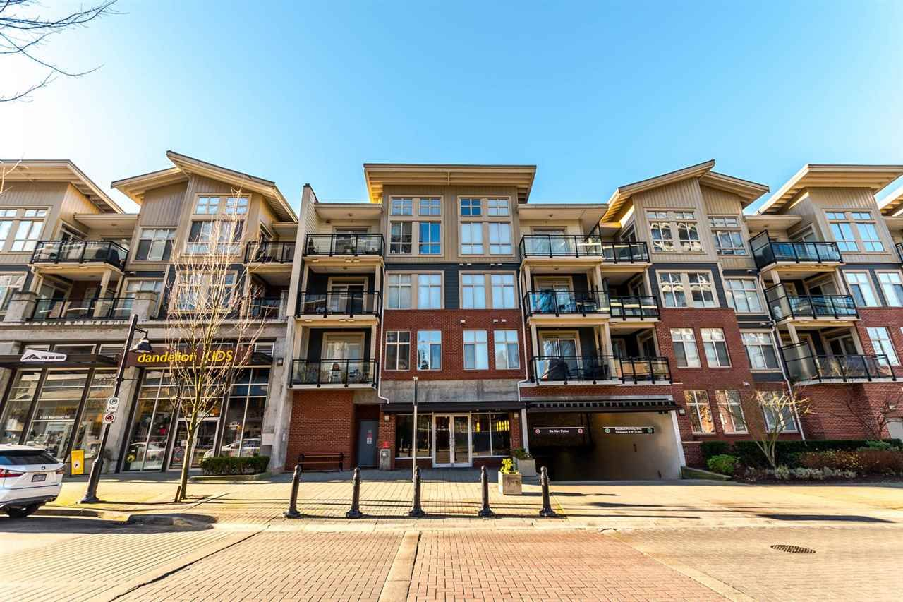 Main Photo: 306 101 MORRISSEY ROAD in Port Moody: Port Moody Centre Condo for sale : MLS®# R2241419