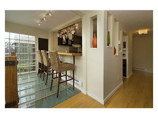 """Photo 8: 2237 OAK Street in Vancouver: Fairview VW Townhouse for sale in """"SIXTH ESTATE"""" (Vancouver West)  : MLS®# V1096502"""