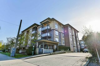 Photo 1: 327 10707 139 Street in Surrey: Whalley Condo for sale (North Surrey)  : MLS®# R2260686