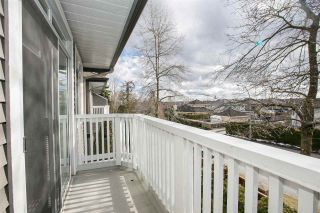 """Photo 20: 16 2615 FORTRESS Drive in Port Coquitlam: Citadel PQ Townhouse for sale in """"ORCHARD HILL"""" : MLS®# R2243920"""