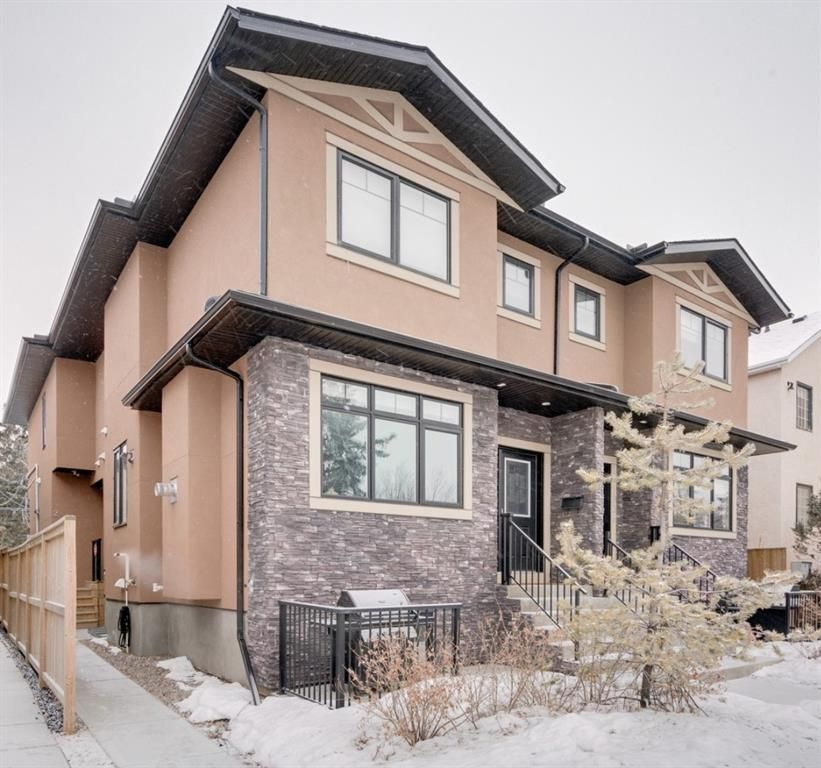 Main Photo: 2 1934 26 Street SW in Calgary: Killarney/Glengarry Row/Townhouse for sale : MLS®# A1062092